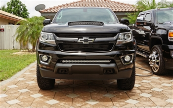 2015 18 Colorado Ram Air Hood