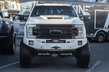 2017 Ford Super Duty Ram Air Hood