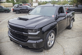 Silverado Hood, Truck Hood, Functional Hood